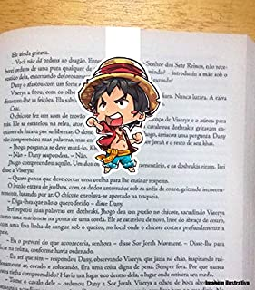 Marca Pagina Magnetico Monkey D. Luffy