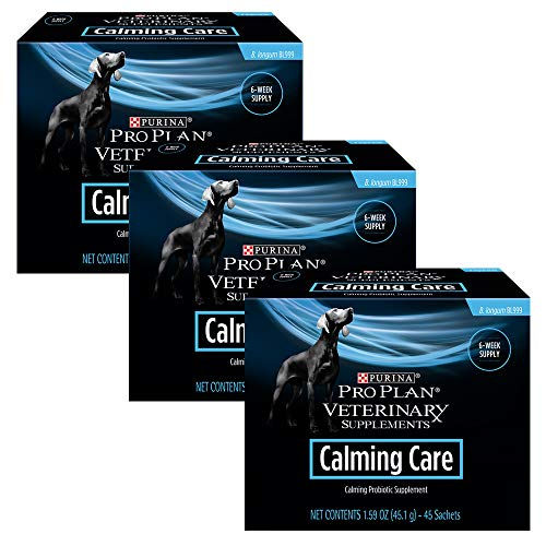 Purina Calming Care Canine 45ct  3pk (CC-3)