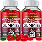 (2 Pack) Apple Cider Vinegar Gummies with Mother for Immunе Support - Vegan - Detox, Cleanse Support - Bloating Relief - Gummy Alternative to Apple Cider Vinegar Capsules, Pіlls - 120 Gummies