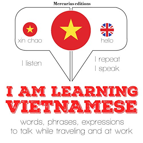 I am learning Vietnamese audiobook cover art