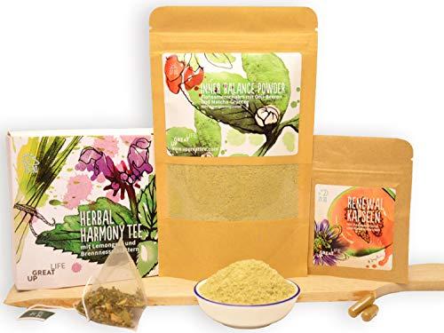 Cleansing-Kur | 1-Woche | 100% vegetarischer Ernährungsplan | 3 Rezepte- & Produkte pro Tag | Cleansing Tipps | Abnehmen | Body-Cleanse | Vitalität | Säure-Basen-Kur | Coaching (Light Version)