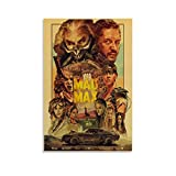 GDFG Mad Max The Road of Fury Cover Art 4K HD