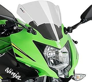 Cupula Racing para Kawasaki Ninja 125 2019 Transparente Puig ...