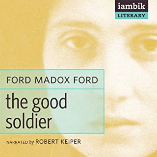 The Good Soldier cover art