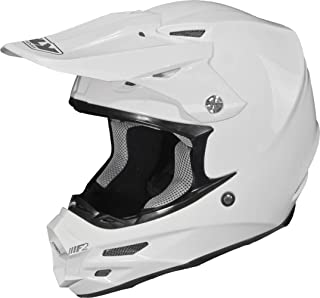 F2 CARBON SOLID HELMET WHITE XS
