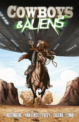 Cowboys and Aliens (English Edition)