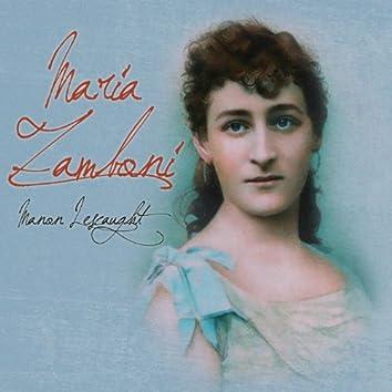 Manon Lescaught