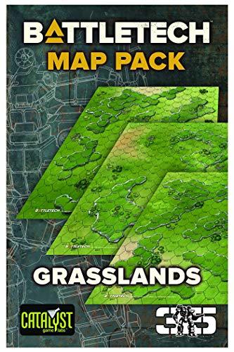 BattleTech Map Set Grassland