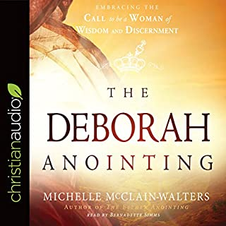 The Deborah Anointing audiobook cover art