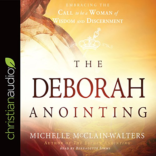 The Deborah Anointing cover art