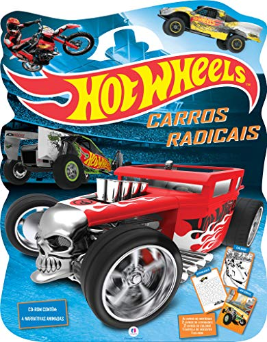 Hot Wheels - Carros radicais