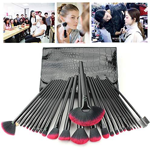 Ombre Pinceau Blush Outils Professionnels De Beauté Studio Photo Artiste Maquillage De Brosse De Maquillage Fondation Oeil Brosse 26 Pcs