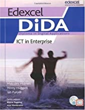 Edexcel DiDA: ICT in Enterprise ActiveBook Students' Pack: Diploma in Digital Applications by Penny Huggett (2006-10-02)