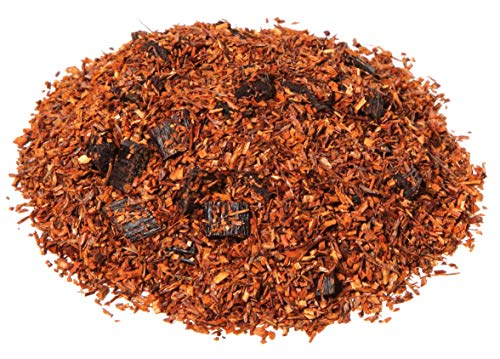 Rooibos vanille bourbon losse thee, biologisch, 100 gram