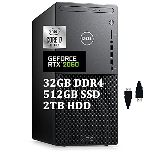 Compare Dell XPS 8940 2021 vs other gaming PCs
