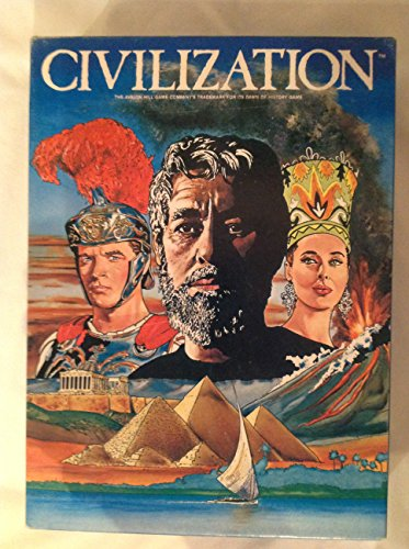 Civilization (Ah Adult Strategy Game, Game No. 837)