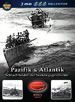 Schlachtfelder der Seekriegsgeschichte - Pazifik & Atlantik