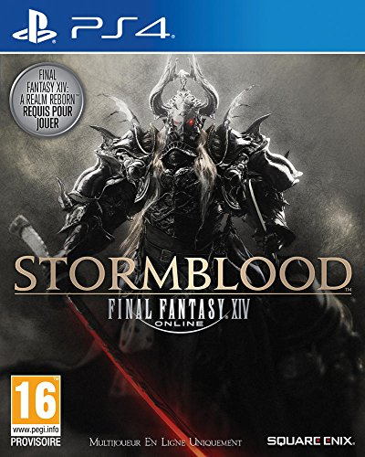 Final Fantasy XIV: Stormblood sur PS4