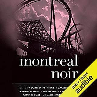 Montreal Noir cover art