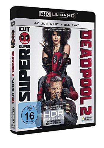 Deadpool 2 [4K Ultra HD und Blu-ray]