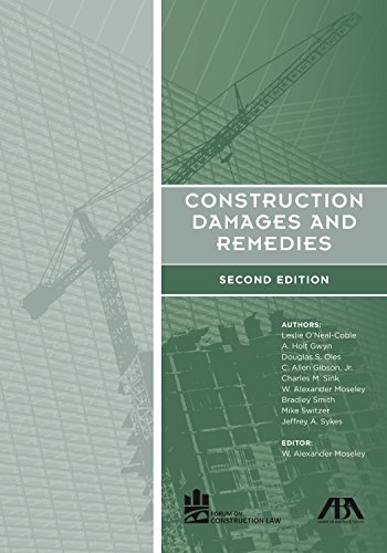 Compare Textbook Prices for Construction Damages and Remedies Second Edition ISBN 9781614388920 by Moseley, W. Alexander