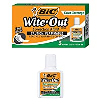 Wite-Out Plus - 3 Pack