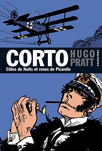 Corto, Tome 18 : Côtes de Nuits et roses de Picardie