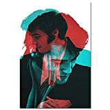 WJY Elvis Presley Poster Sale Benutzerdefinierte Malerei