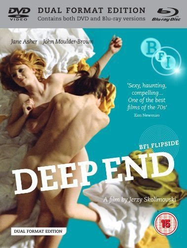 Deep End (BFI Flipside) (DVD + Blu-ray) [UK Import]