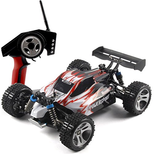 WLtoys A959 RC Auto 4WD Shaft Drive Truck High Speed Race 0ff-road Vehicles Toy Macchina telecomandata