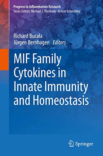 MIF Family Cytokines in Innate Immunity and Homeostasis (Progress in Inflammation Research)