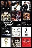 Michael Jackson - Album Covers Poster Drucken (60,96 x