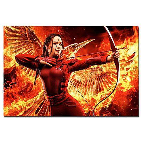 keletop The Hunger Games Imágenes Regalo de Rompecabezas de Madera 1000pcs Regalos para Fiestas de cumpleaños Infantiles 50x75cm