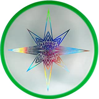 Aerobie Skylighter Lighted Flying Disc (Green)