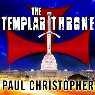 The Templar Throne audiobook cover art