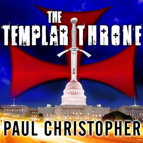 The Templar Throne audiobook cover art