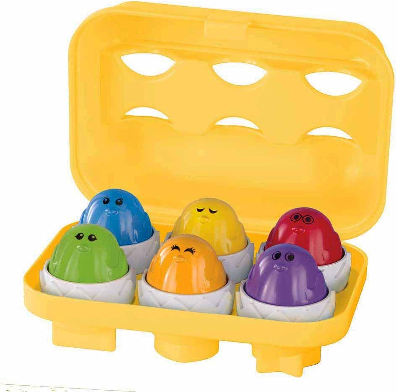 Kidoozie Kidoozie Kidoozie Peek N PEEP Eier – geistig anregend – Beschäftigt Taktile Einsatz – für Kinder ab 12 Monaten und bis B007QS9FJQ | Queensland  918e9c