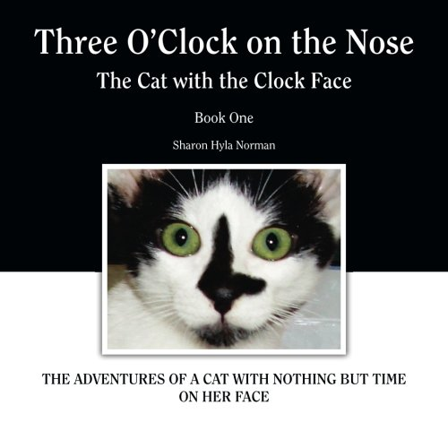 Three O'Clock on the Nose: The Cat with the Clock Face