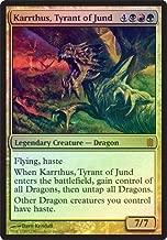 Magic: the Gathering - Karrthus, Tyrant of Jund - Oversized - Commander's Arsenal - Foil