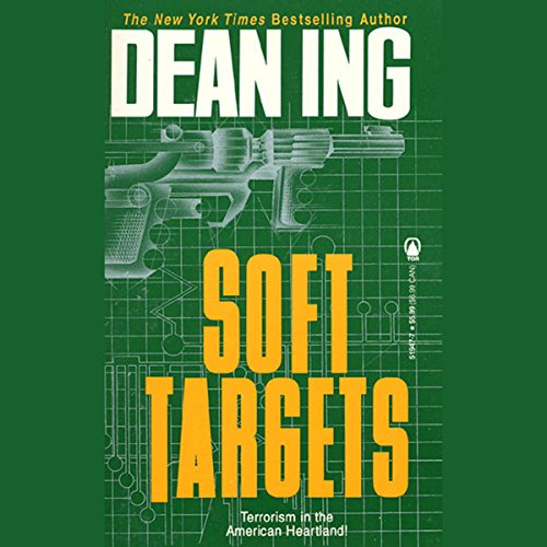 Soft Targets audiobook cover art