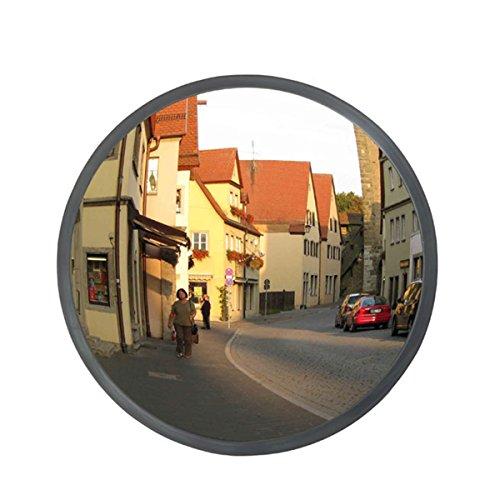 DXP Espejos de seguridad convexos exterior parabólico para