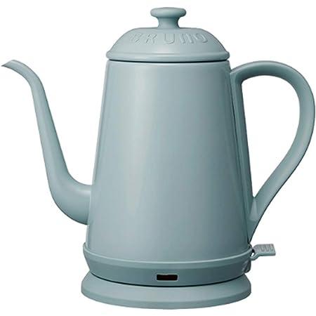 BRUNO ブルーノ ポット ケトル 湯沸かし器 1リットル お茶 おしゃれ ブルー BOE072-BL