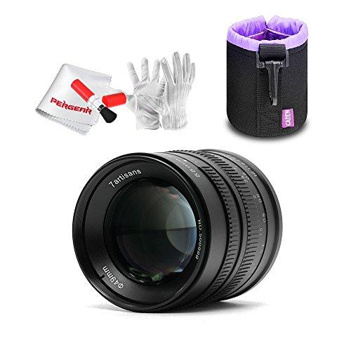 Meike 50/mm F2.0/Grande Ouverture de Mise au Point Manuelle Objectif Fixe pour Fujifilm X-Mount X-t2/X-A1/X-A2/X-E1/X-Pro1/X-pro2
