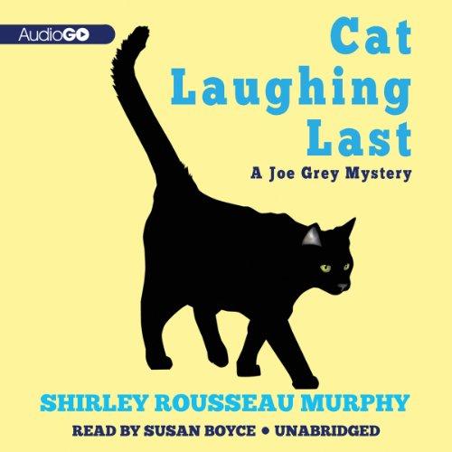 Cat Laughing Last audiobook cover art