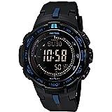 [カシオ] 腕時計 プロトレック 電波ソーラー PRW-3100Y-1JF ブラック