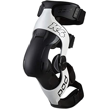 Pod K8012-169-XL K8 2.0 Knee Brace Carbon//Copper Xl Right