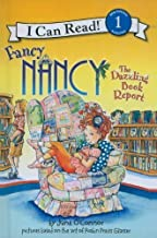 Fancy Nancy: Dazzling Book Report by O'Connor, Jane (2010) Hardcover