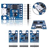 HiLetgo® 3個セットDigispark Kickstarter Attiny85 マイクロ USB 開発ボード Arduino ATtiny MCUに対応 [並行輸入品]