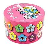 Los Pitufos Smurfs Memo Game pequeño (Barbo Toys 8354)