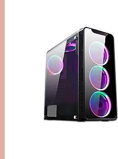 PC Gamer AMD A8 9600, 8GB RAM DDR4, HD SSD 240GB, Vídeo Radeon R7, Gabinete com LED - MEGA OFERTA -